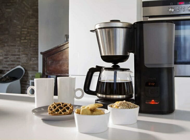 Мощность капельной кофеварки