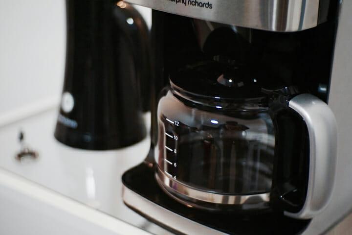 Материал чаши кофеварки
