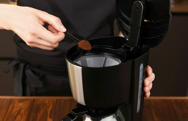 Фильтр для капельной кофеварки