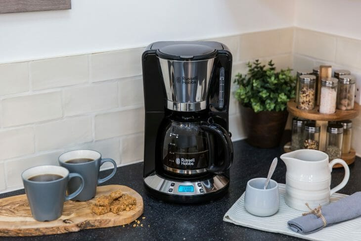 Полезный функционал кофеварки
