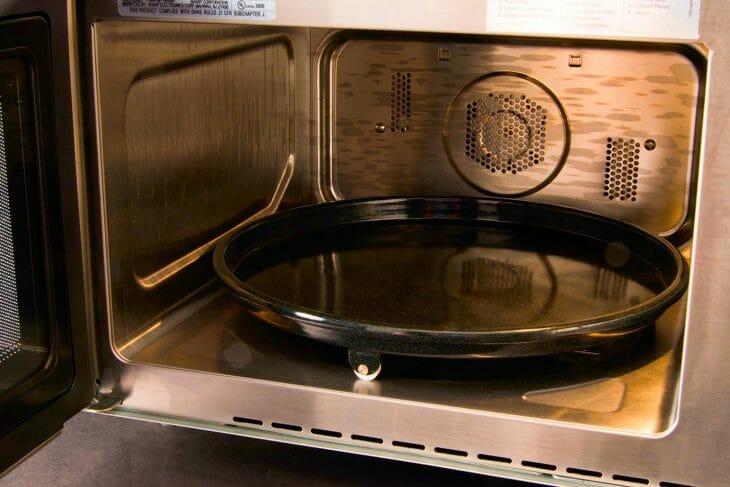 Камера микроволновой печи с конвекцией