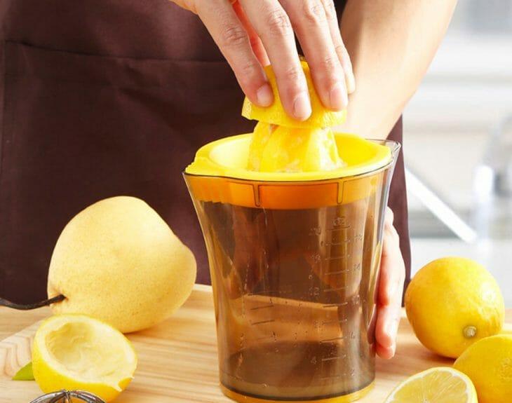 Ручная соковыжималка для цитрусовых