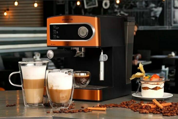 Автоматическая компактная кофемашина