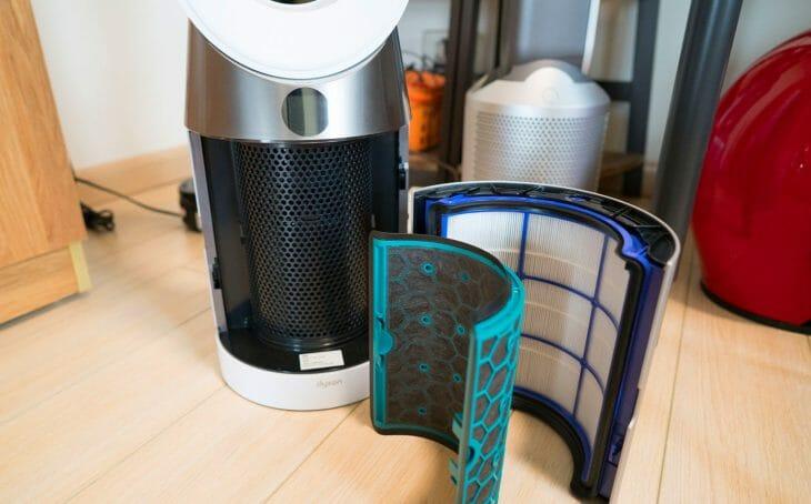 Предварительный и HEPA фильтр очистителя воздуха