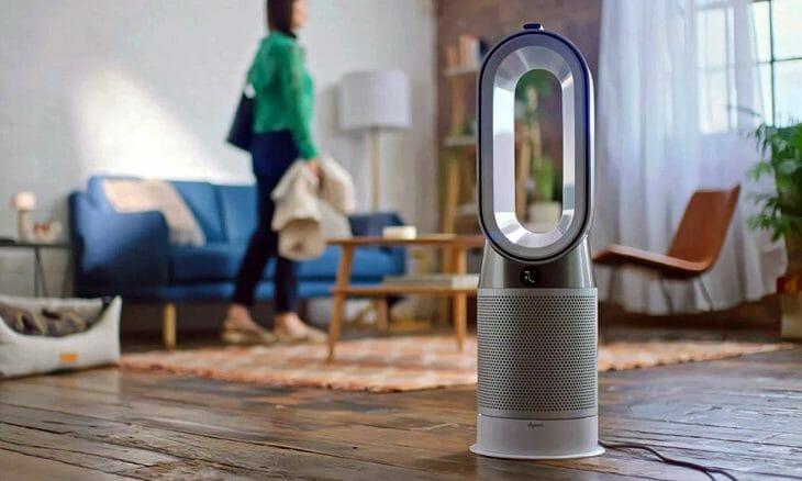 Воздухоочиститель с ионизатором