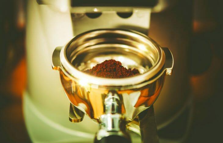 Рожок кофемашины