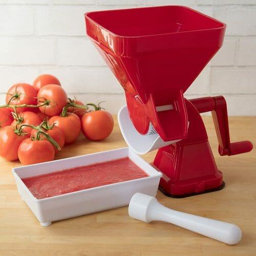 Модель ручной соковыжималки для помидоров