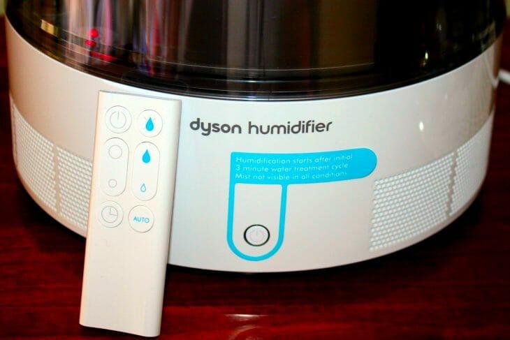 Увлажнитель Dyson с пультом дистанционного управления