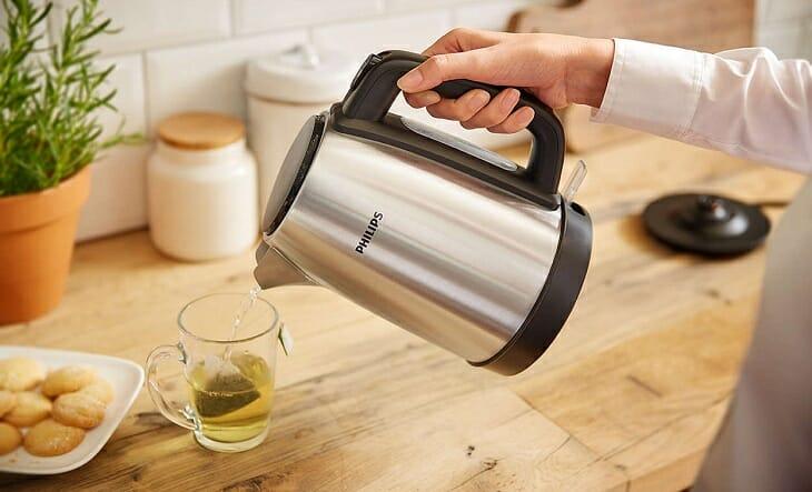 Эксплуатация электрического чайника