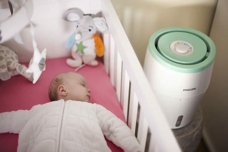 Увлажнитель Филипс для младенцев