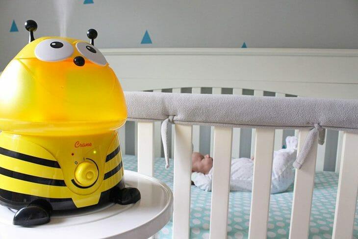 Увлажнитель в виде пчелы в детскую комнату