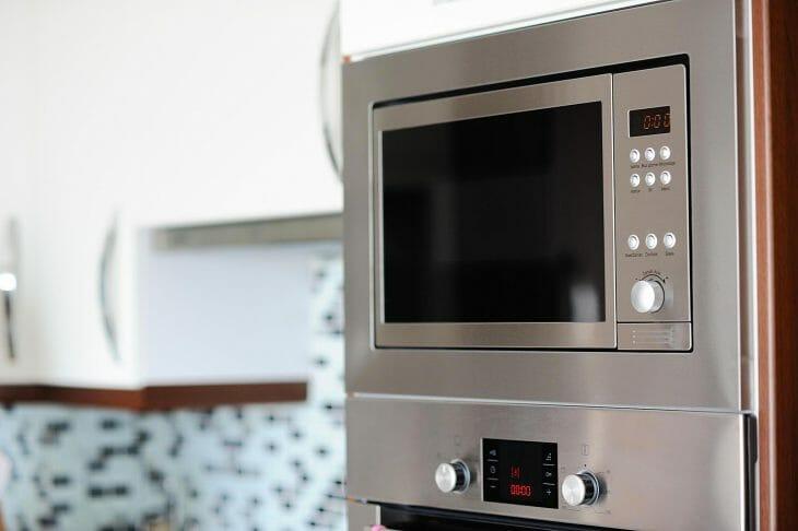Встроенная микроволновая печь без гриля