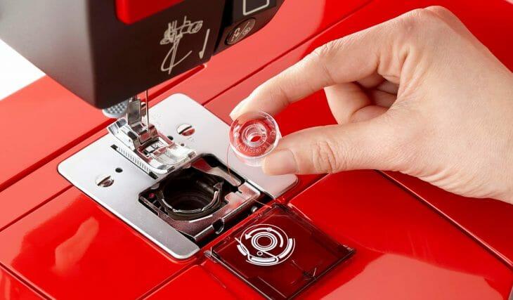 Горизонтальный челнок швейной машинки