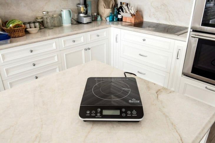 Индукционная плита на одну конфорку для перегонки самогона