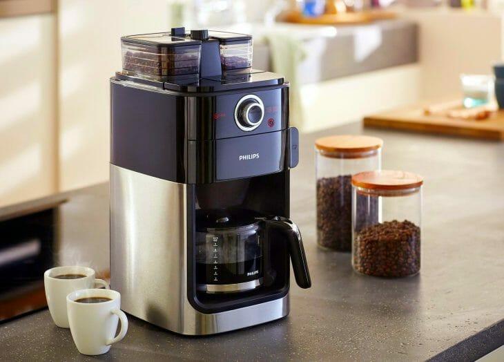 Кофеварка для зернового кофе