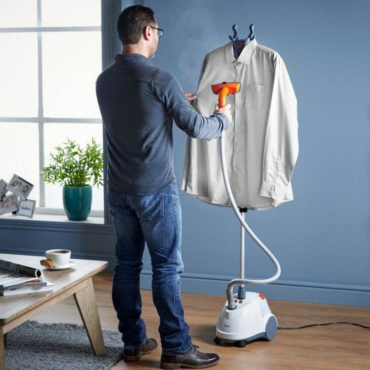 Вертикальный отпариватель для одежды