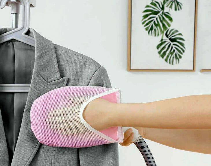 Перчатка для отпаривателя