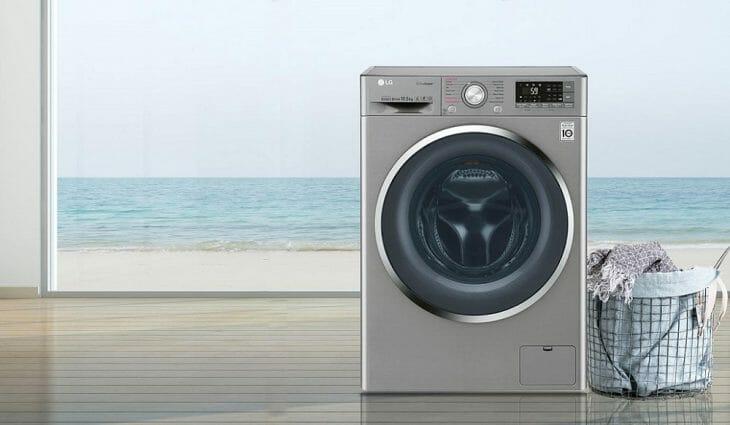 Модель стиральной машинки LG
