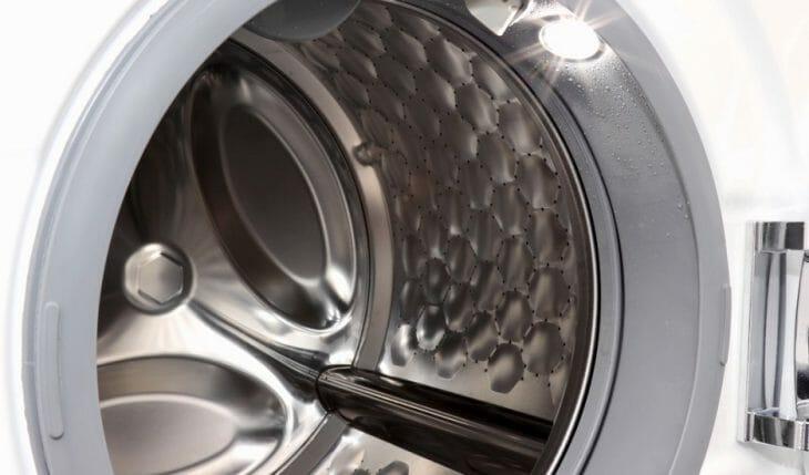 Рельеф барабана стиральной машины Миле
