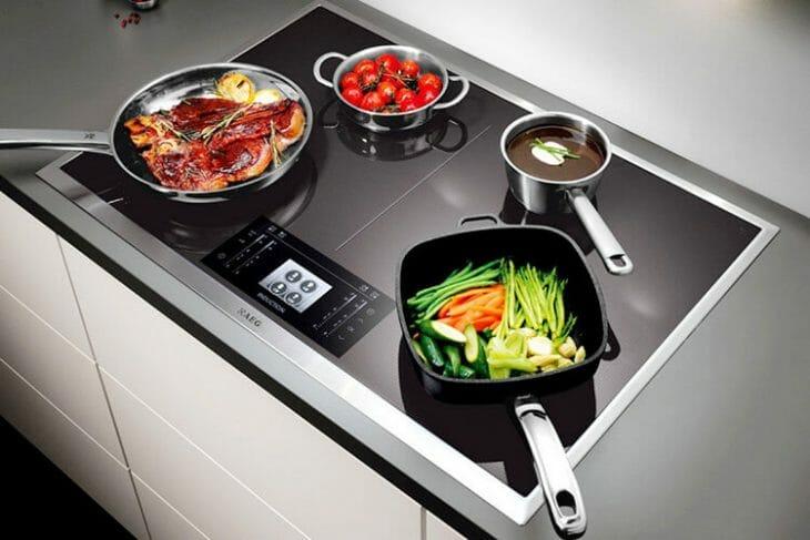Посуда для электрической варочной панели