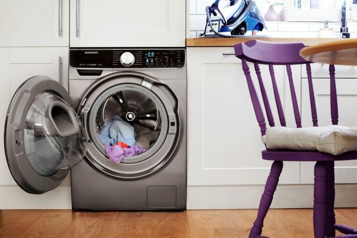 Встраиваемая стиральная машина Samsung
