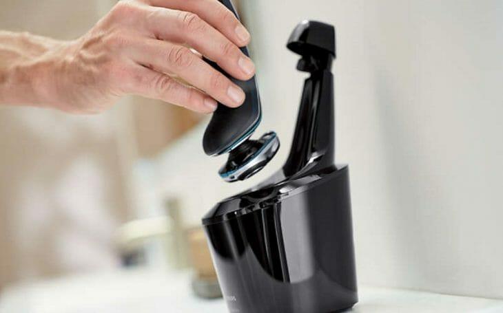 Автоматическая очистки прибора
