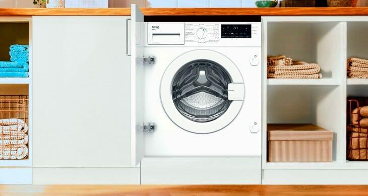 Встриваемая стиральная машина Беко