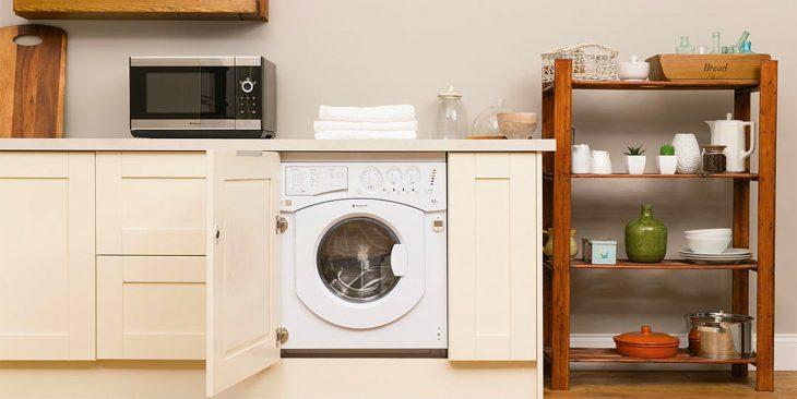 Встраиваемая стиральная машинка Ardo