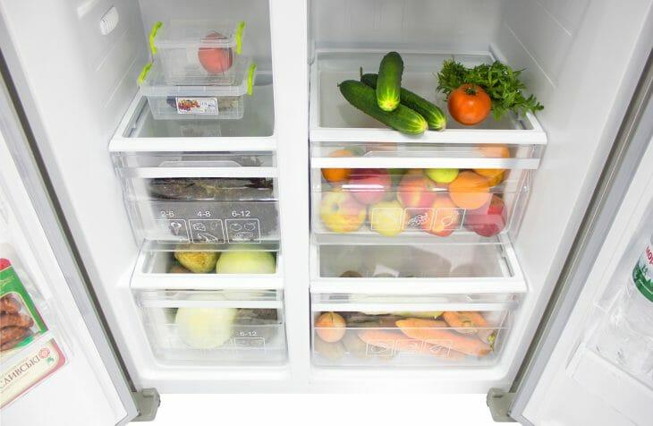 Холодильная камера No-frost