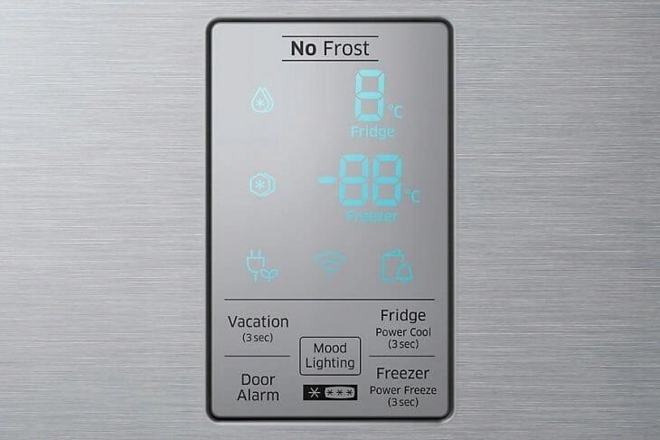 Дисплей холодильника Дэу