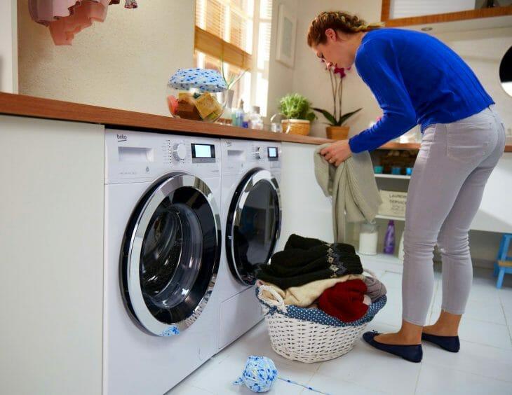 Паровые стиральные машины Beko