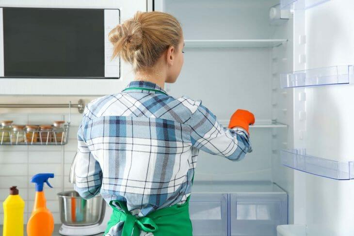 Разморозка холодильника Nord