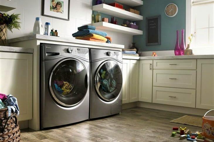 Полноразмерные стиральные машины Whirlpool