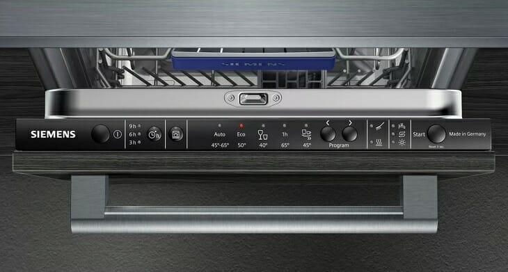 Панель управления мойки посуды Siemens