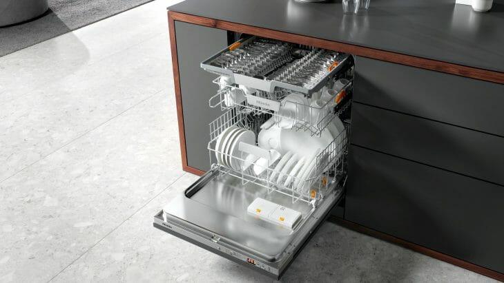 Встраиваемая посудомоечная машина Miele