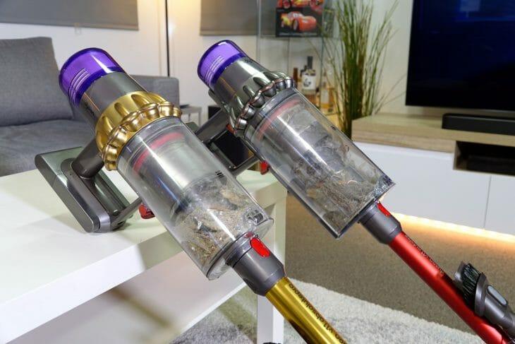 Беспроводные пылесосы Дайсон с циклонным фильтром