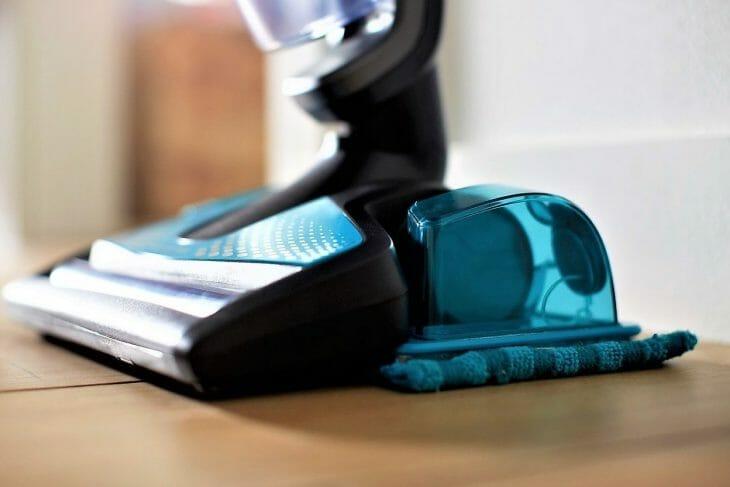Насадки для влажной уборки аккумуляторного пылесоса