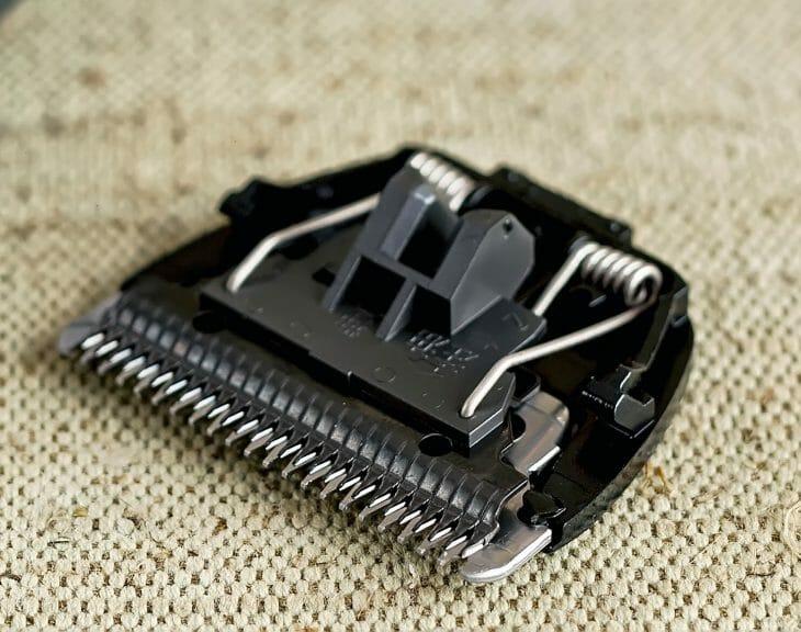 Лезвие машинки для стрижки волос