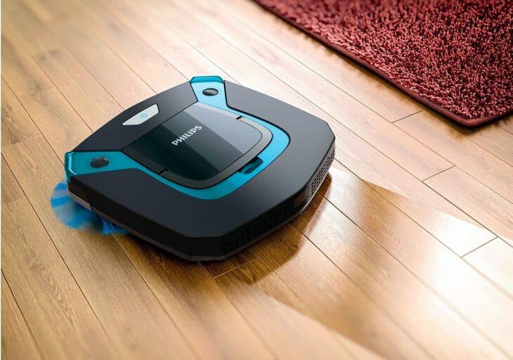 Моющий робот пылесос Philips