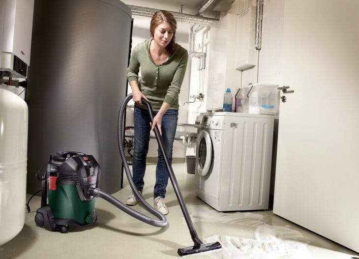 Надежный пылесос Bosch для влажной уборки