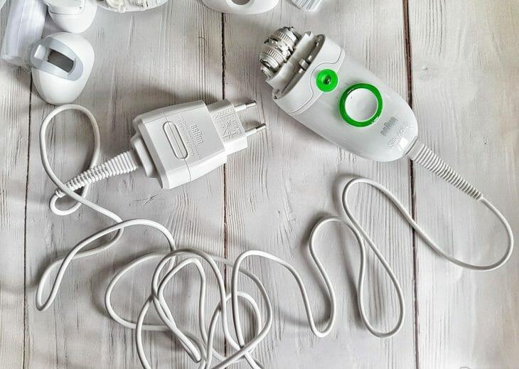 Эпилятор для лица с питанием от сети