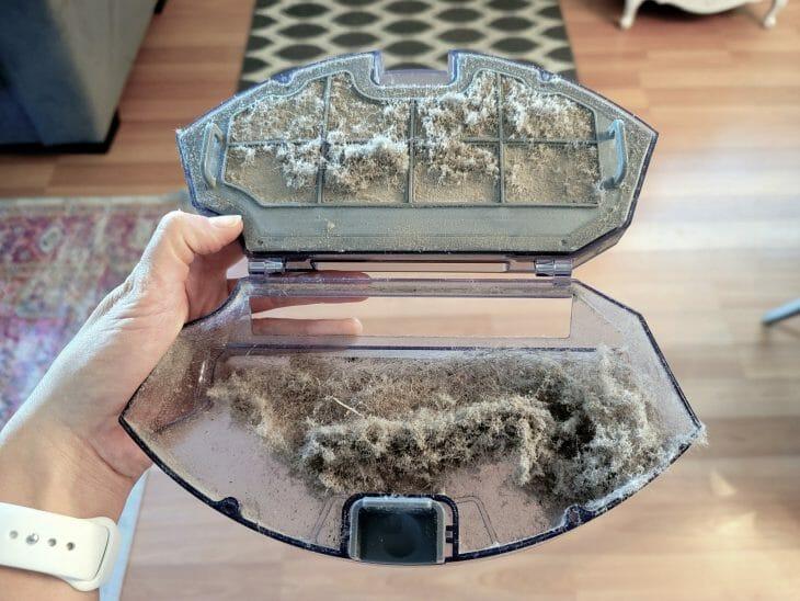 Пылесборник пылесоса Samsung 1600 Ватт