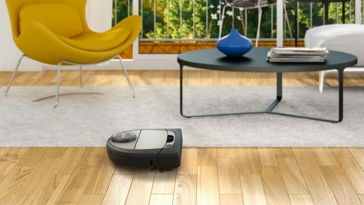 Робот-пылесос для разных покрытий