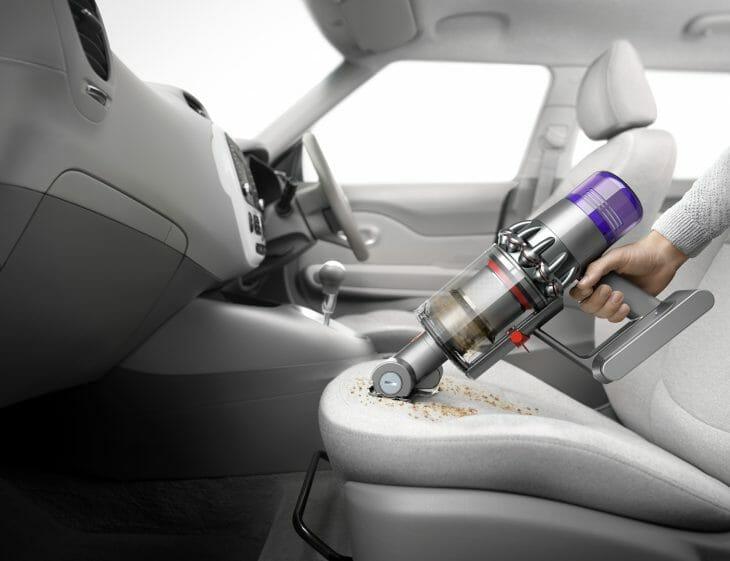 Ручной пылесос Dyson для автомобиля