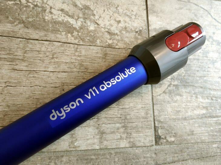 Телескопическая трубка пылесоса Dyson