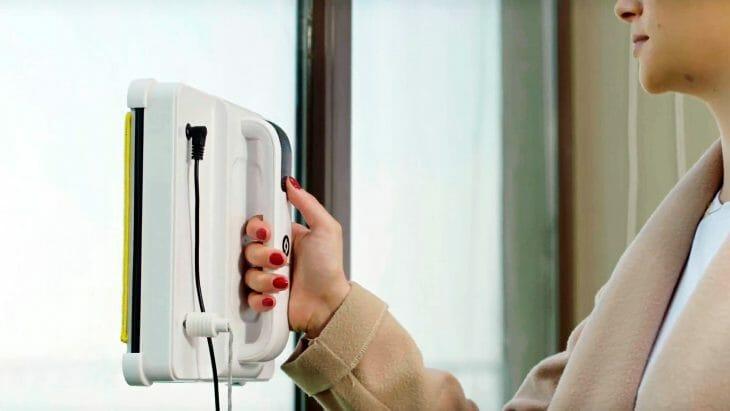Вакуумный робот-пылесос для окон