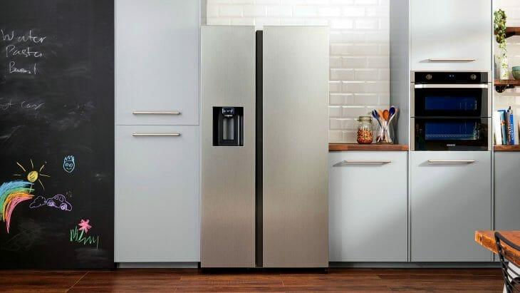 Большой холодильник Samsung