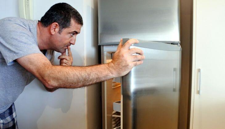 Двухкамерный холодильник с инверторным компрессором