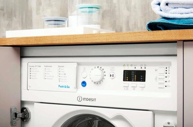 Экономичная стиральная машина Indesit