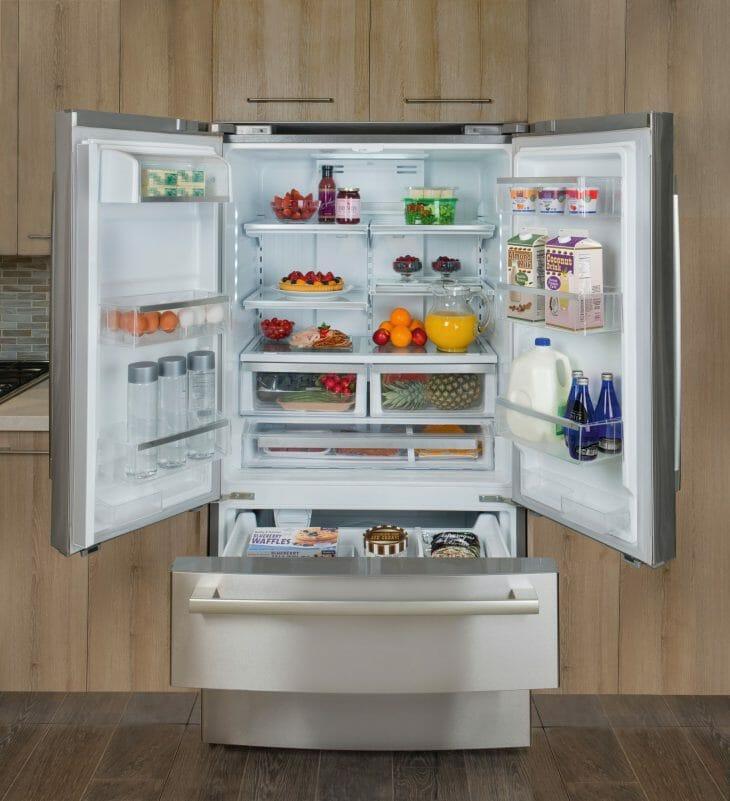 Холодильник Bosch Side-by-side